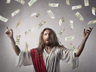 Jesus Answers Prayers to Make it Rain in South Sudan, Club