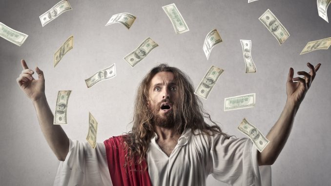 Jesus Answers Prayers to Make it Rain in South Sudan, Club