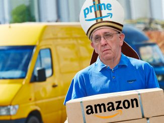 Amazon Acquires Catholic Church