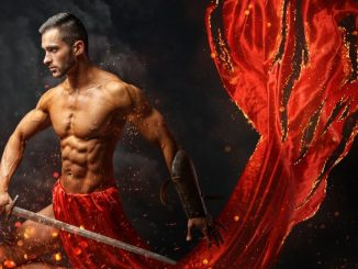 Achilles Hopes to Be Remembered for Shredded Abs